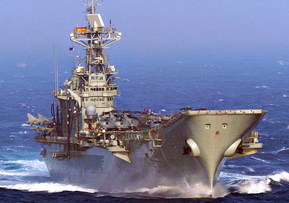 portaaviones y buques de guerra D1 - Our Projects