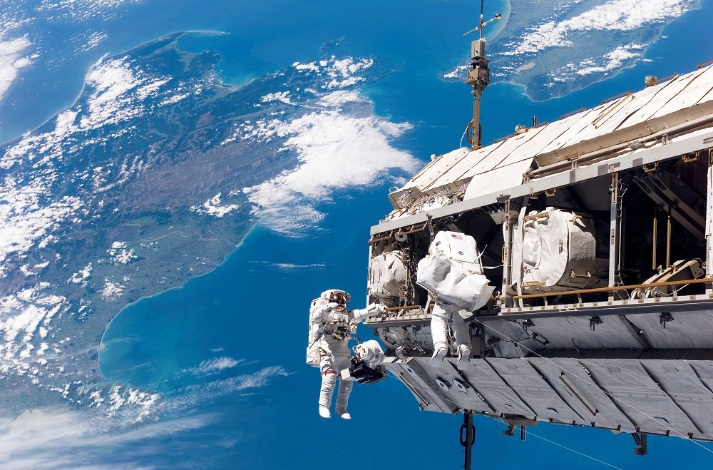repairing satellite in space - Our Projects