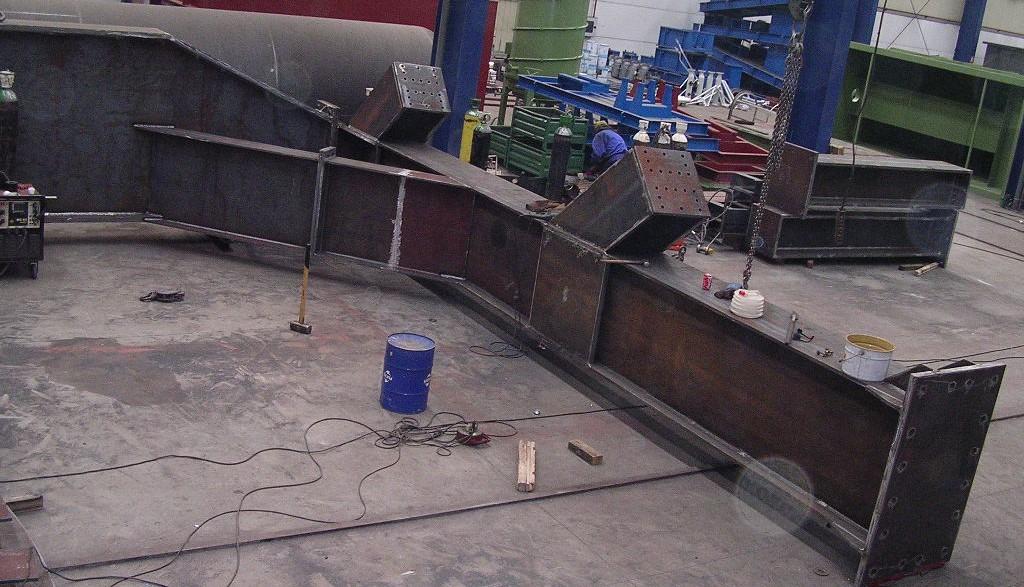 estructuras obra publica conduccion de agua y montaje en obra 2 - Our Projects
