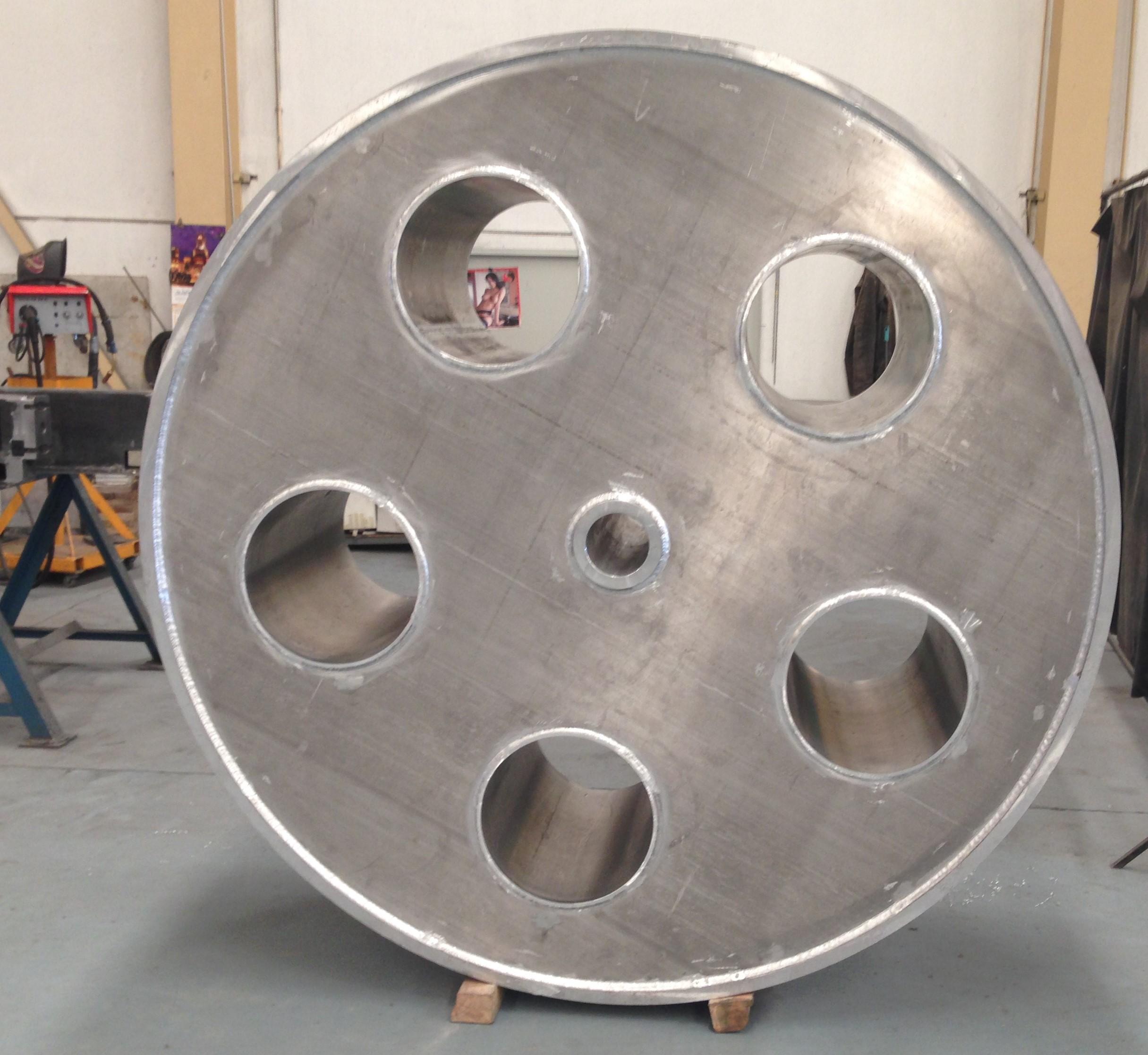 piezas mecanosoldadas 4 - Our Projects