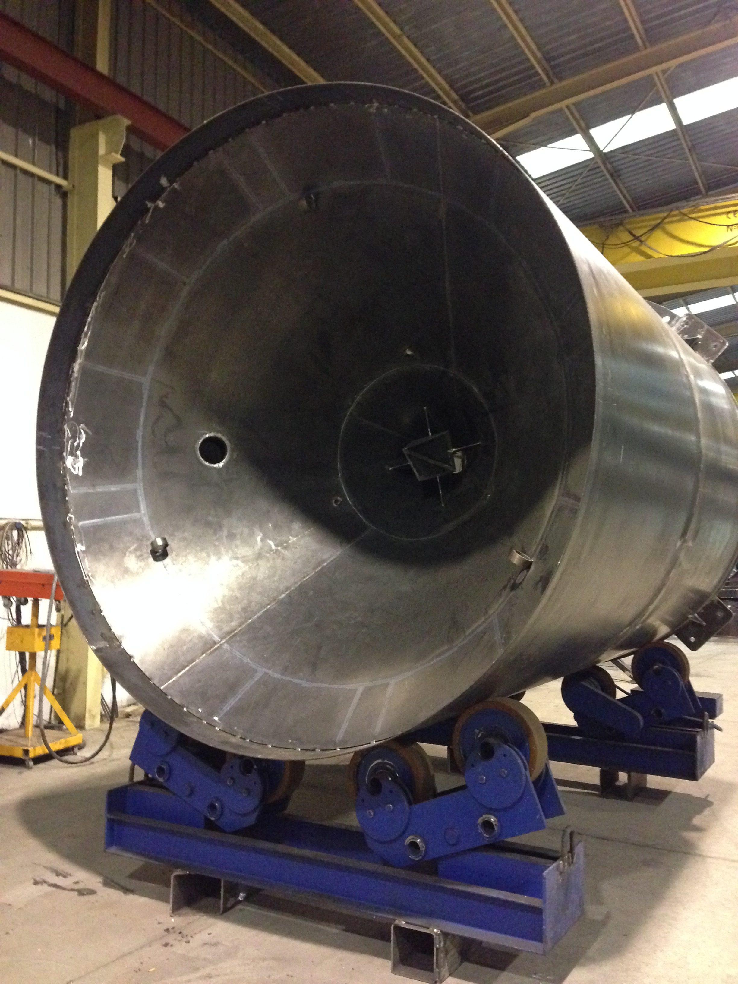 silos depósitos serpentines filtros en T ciclones tamices 18 - Our Projects
