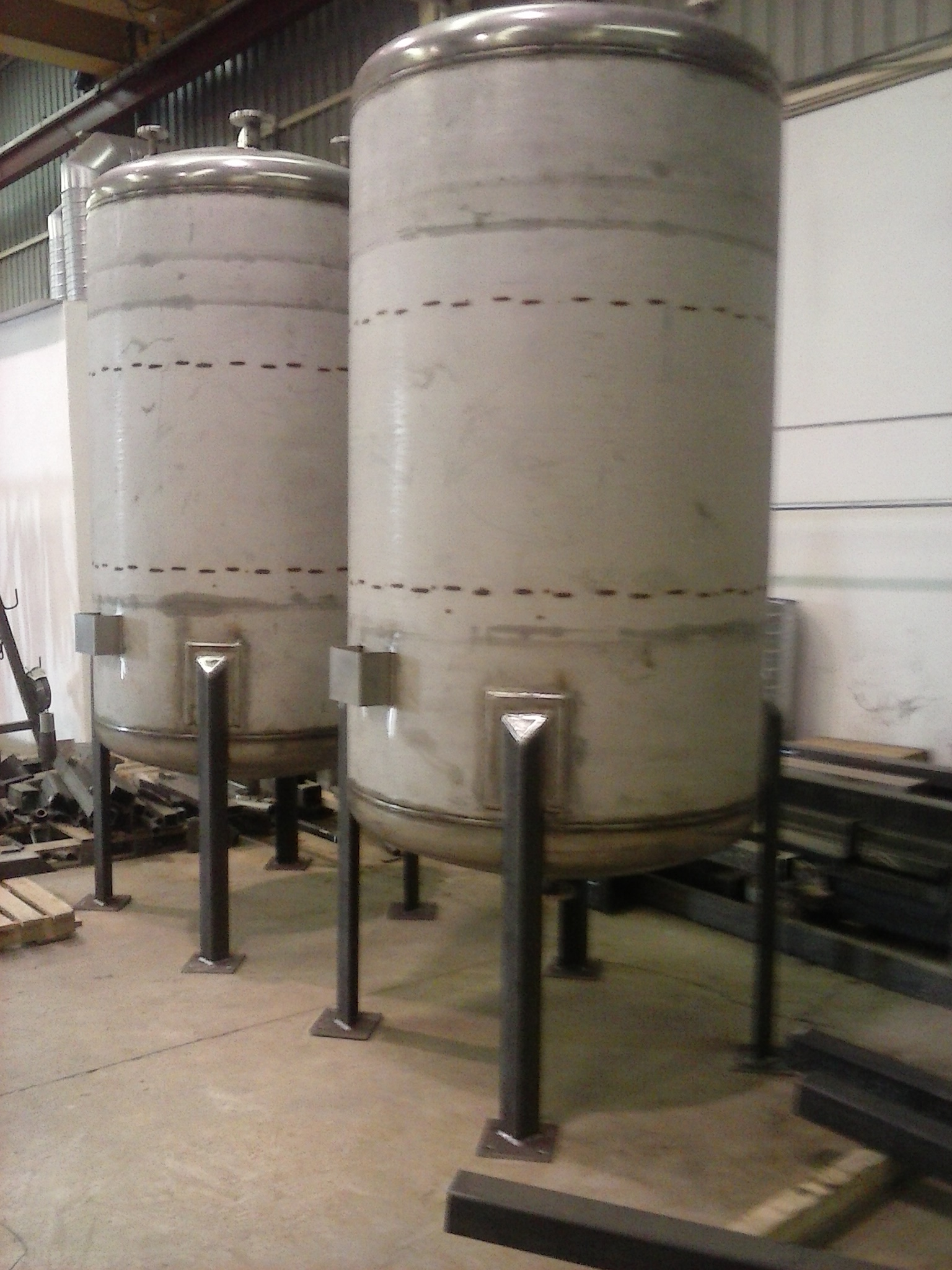silos depósitos serpentines filtros en T ciclones tamices 6 - Our Projects