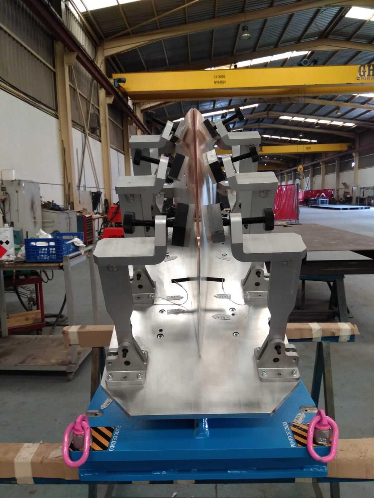 IMG 20181001 WA0039 - Plantillas de montaje y taladrado