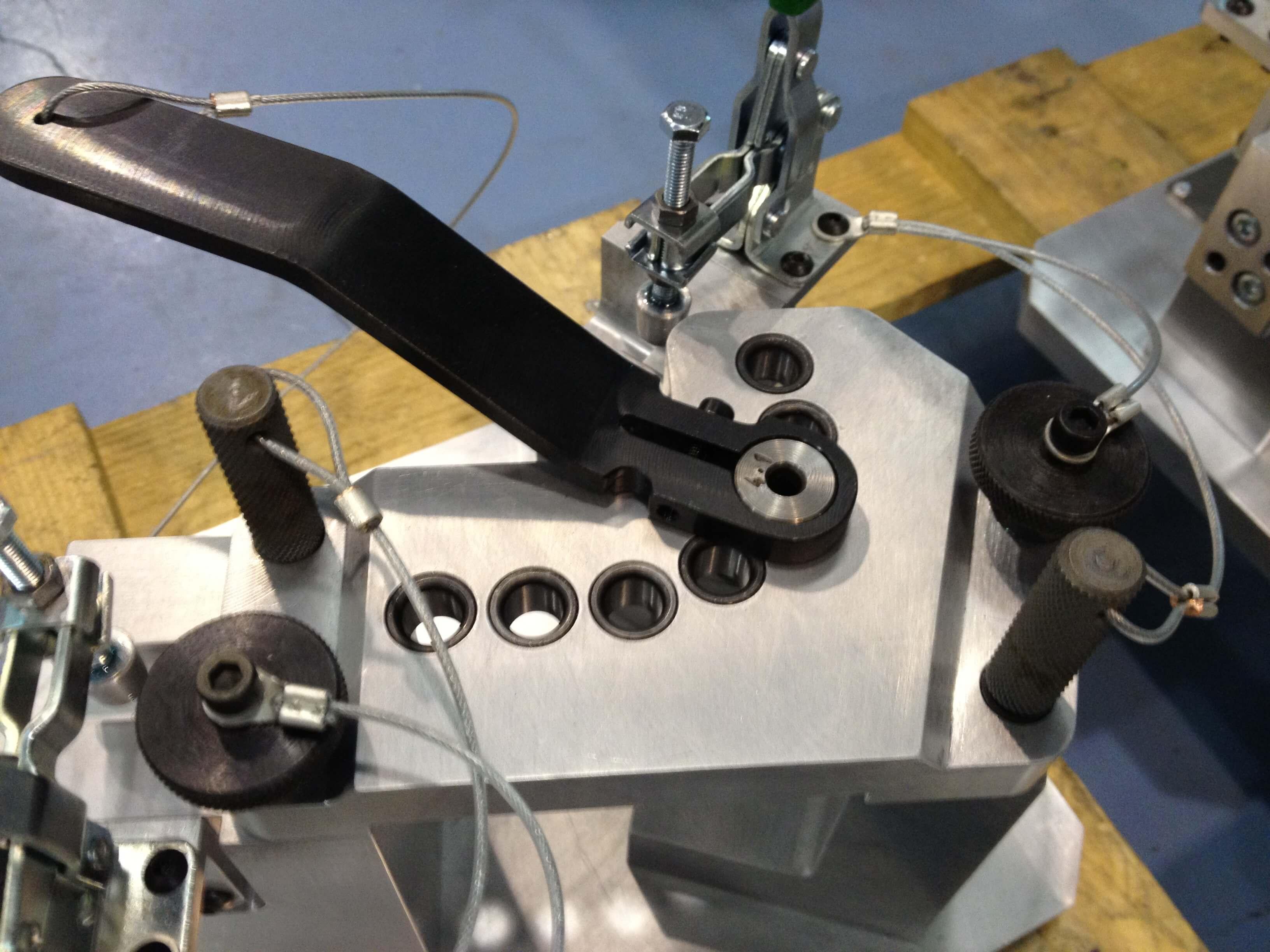 IMG 0116 - Plantillas de montaje y taladrado