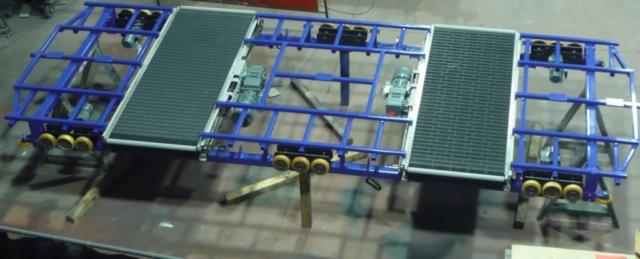 ROBOT PARA APARCAMIENTO ROBOTIZADO 1