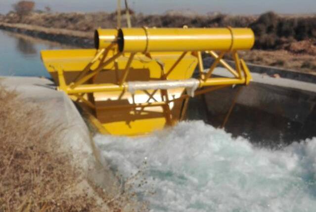 estructuras obra publica conduccion de agua y montaje en obra 15 - Trabajos realizados