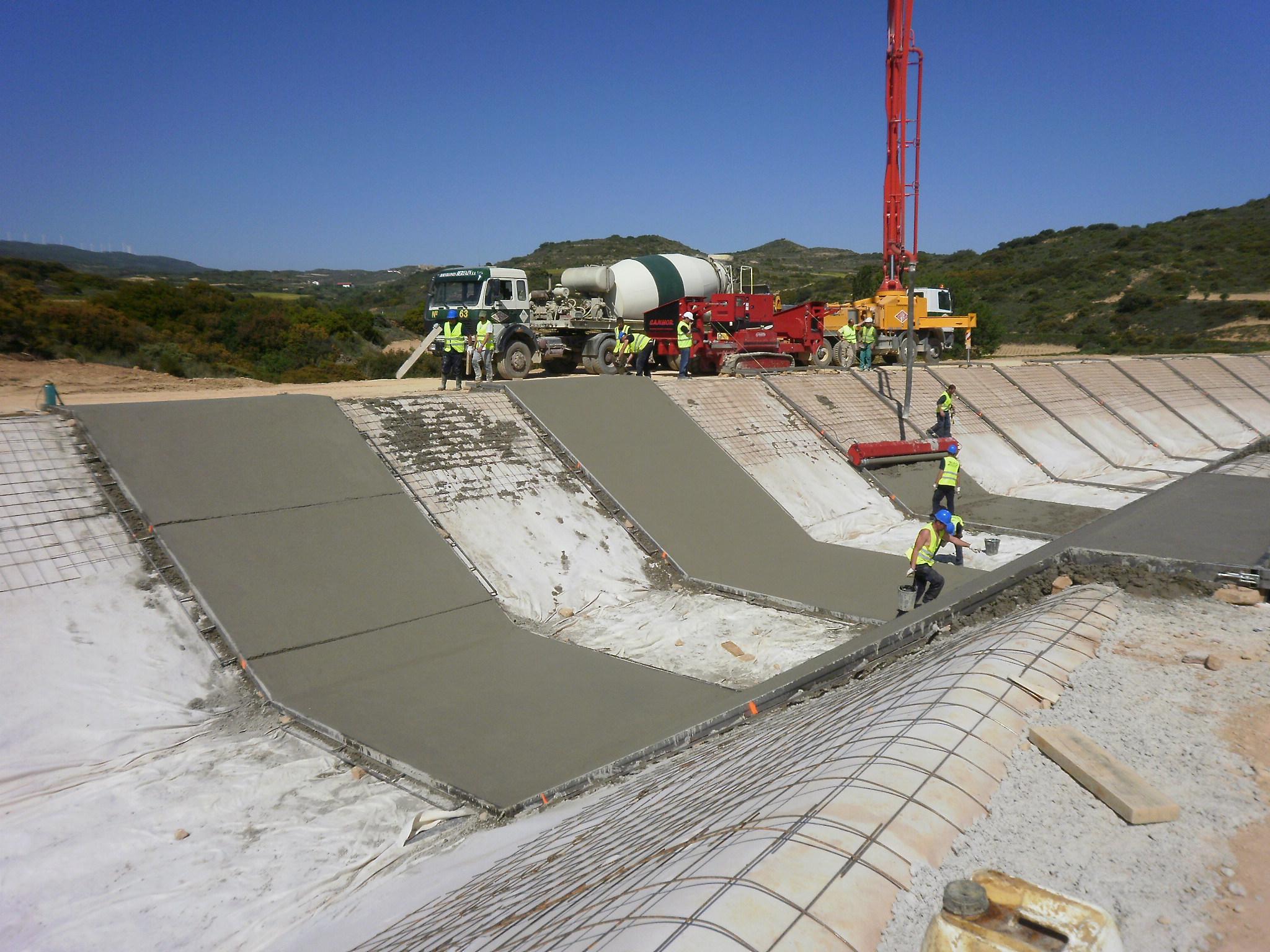 estructuras obra publica conduccion de agua y montaje en obra 20 - Trabajos realizados