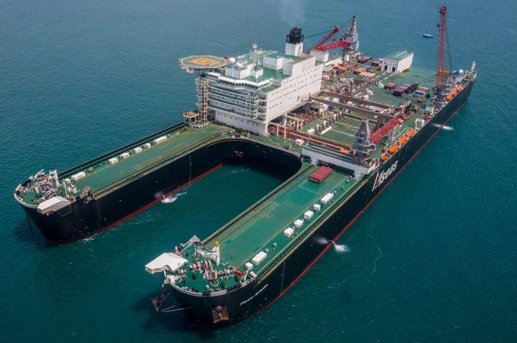 estructuras y utillaje para buque de investigación - Trabajos realizados