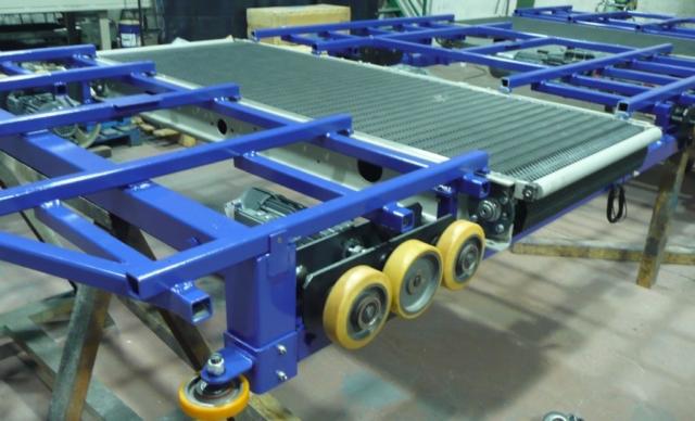 ROBOT PARA APARCAMIENTO ROBOTIZADO 2