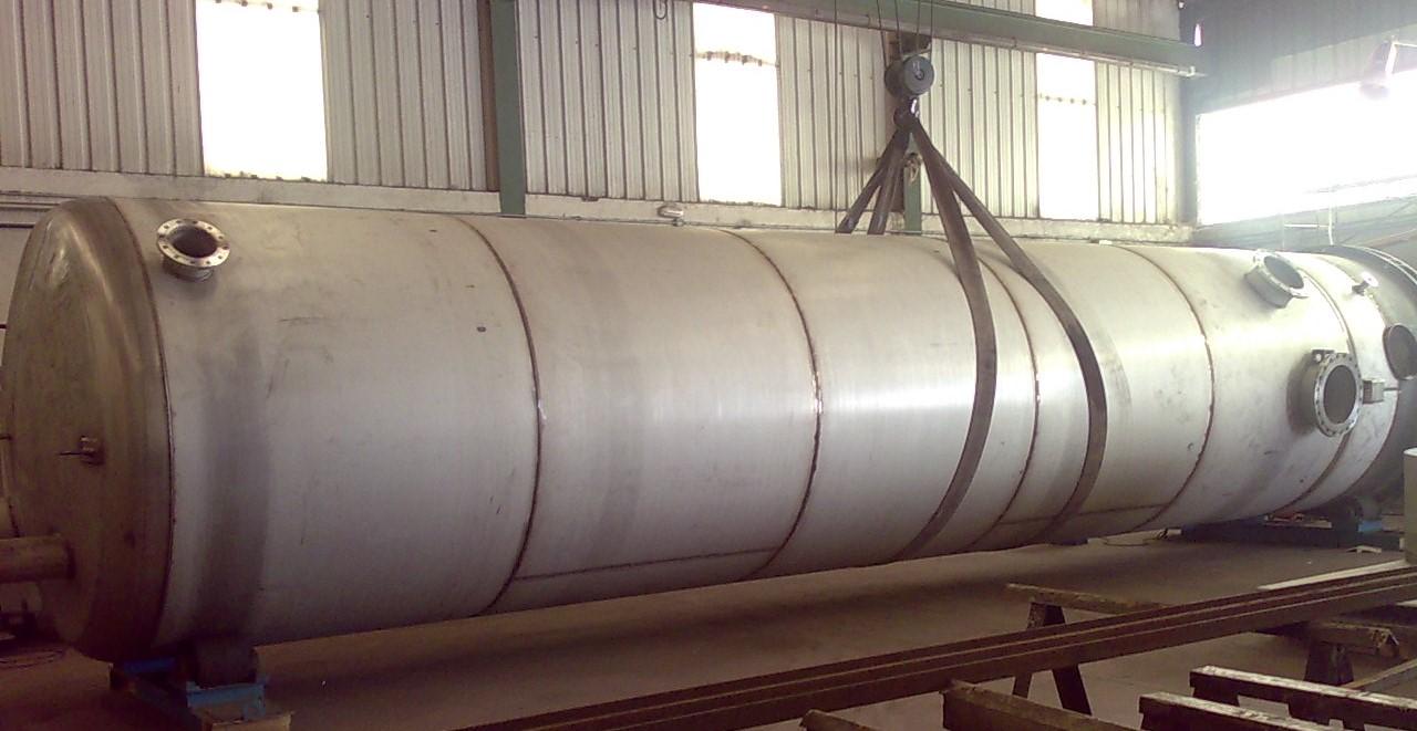 silos depósitos serpentines filtros en T ciclones tamices 10 - Trabajos realizados