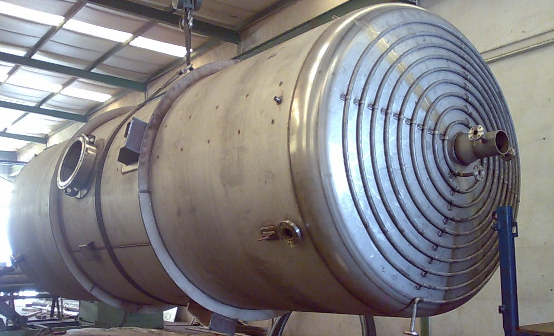 silos depósitos serpentines filtros en T ciclones tamices 11 - Trabajos realizados