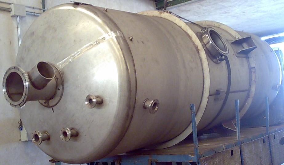 silos depósitos serpentines filtros en T ciclones tamices 12 - Trabajos realizados