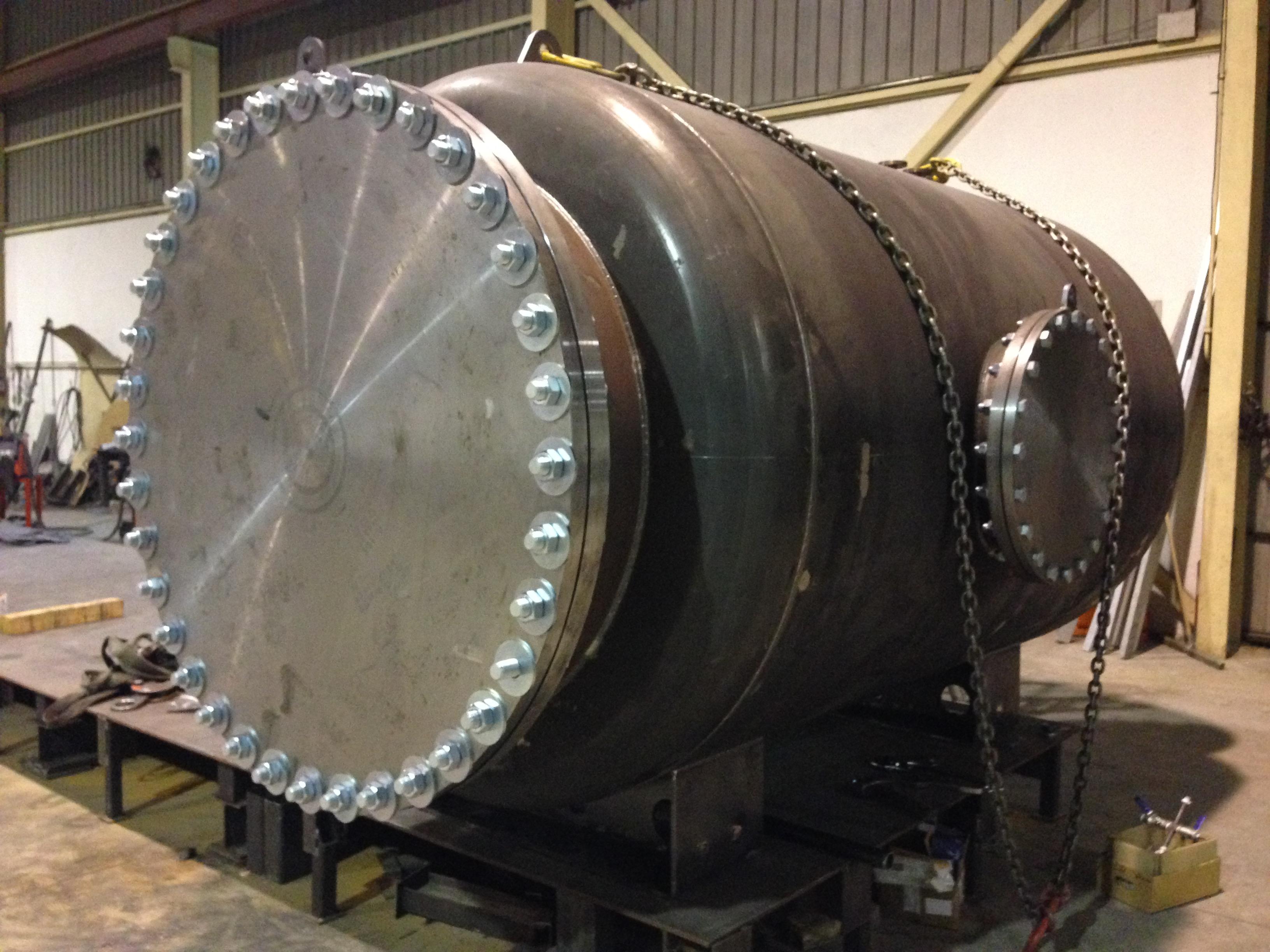 silos depósitos serpentines filtros en T ciclones tamices 29 - Trabajos realizados