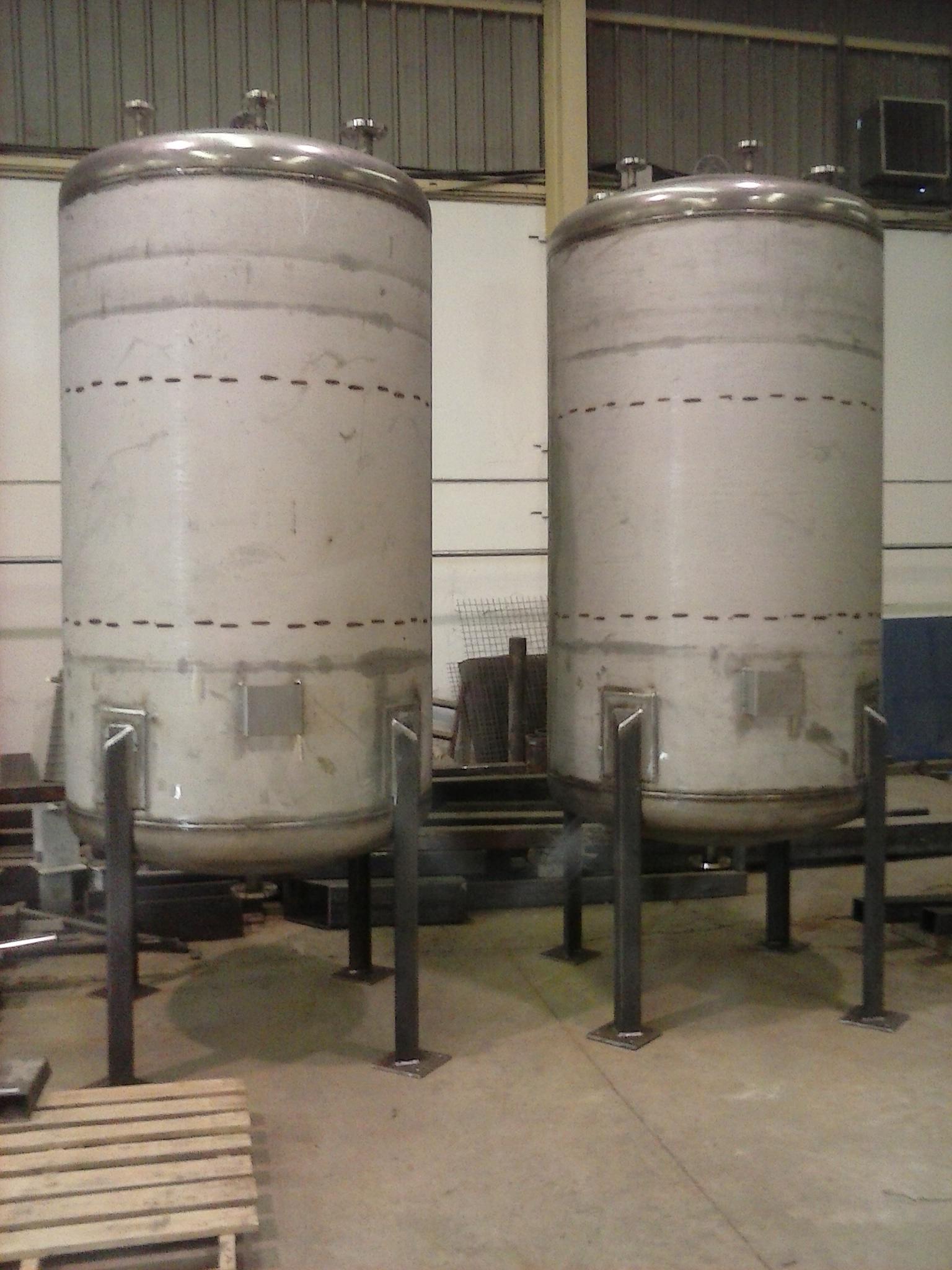 silos depósitos serpentines filtros en T ciclones tamices 5 - Trabajos realizados