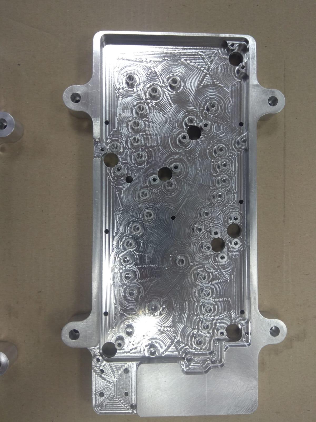 utiles y piezas mecanizadas 15 - Trabajos realizados