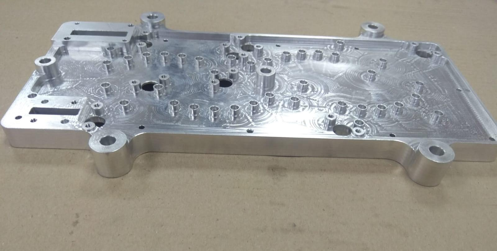 utiles y piezas mecanizadas 16 - Trabajos realizados